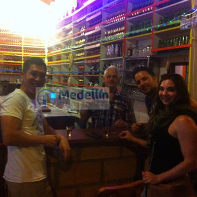 Fonda Tour - Medellin city tours