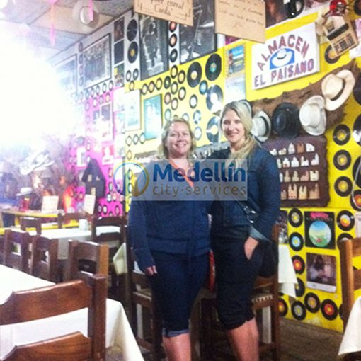 Fonda Tour - Medellin city tours