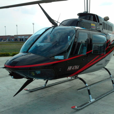 Helicopter Tour - Medellin city tours