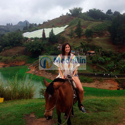 Horse Ride - Medellin city tours