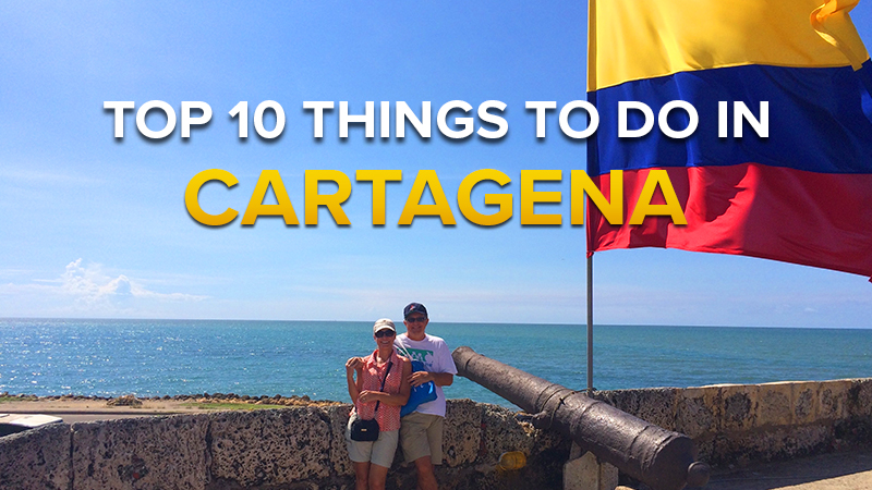 Top Things To Do in Cartagena
