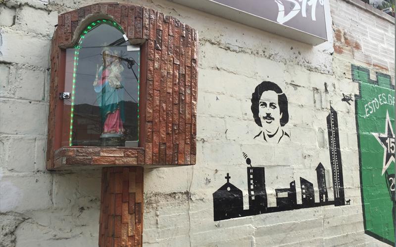 Colombie: le Pablo Escobar Tour, un tourisme tendance qui fait recette