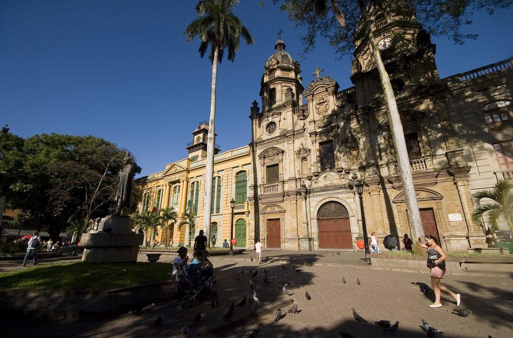 Take a Ride Around Medellín