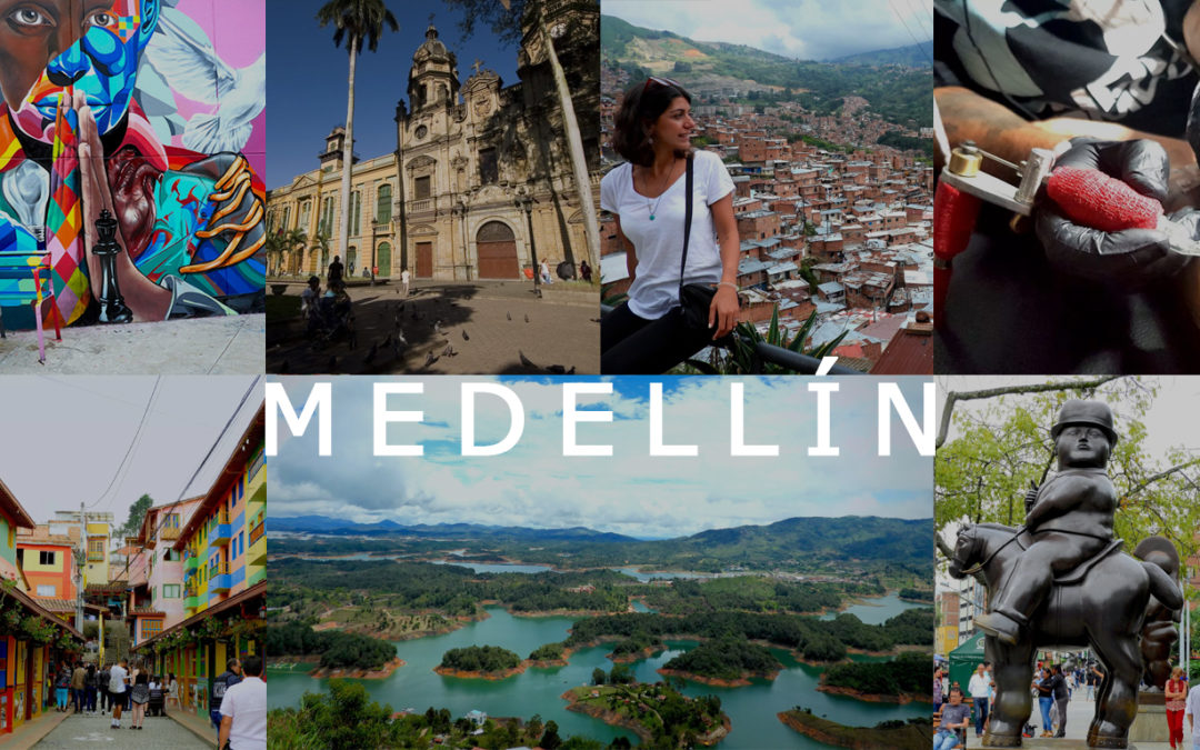 10 Cool things to do in Medellín