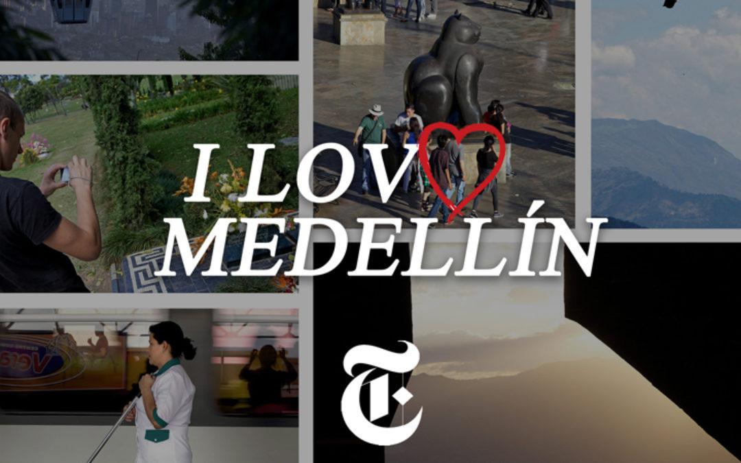 NY Times Vlog: I Just Got Back From Medellín!
