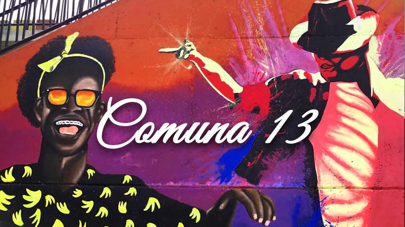Inside Comuna 13: A Neighborhood Revitalized Through Art