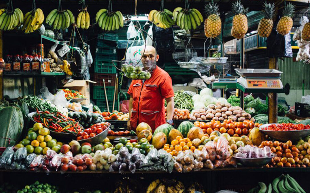3 Vibrant Produce Markets You Can't Miss in Medellin, Colombia